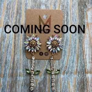 🌻🌻 Sunflower Earrings 🌻 🌻